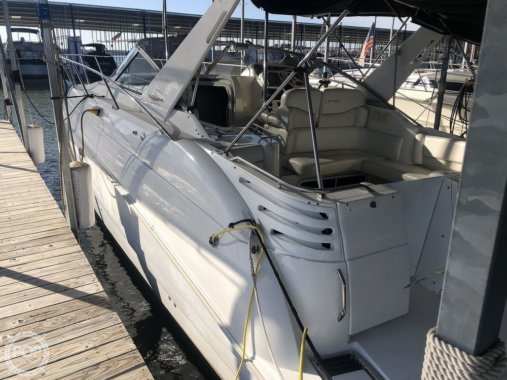 1999 Larson boat for sale, model of the boat is 330 Cabrio Mid Cabin & Image # 23 of 40
