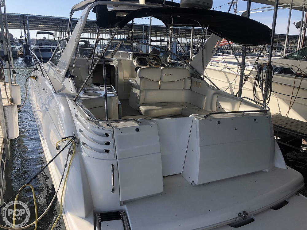 1999 Larson boat for sale, model of the boat is 330 Cabrio Mid Cabin & Image # 3 of 40
