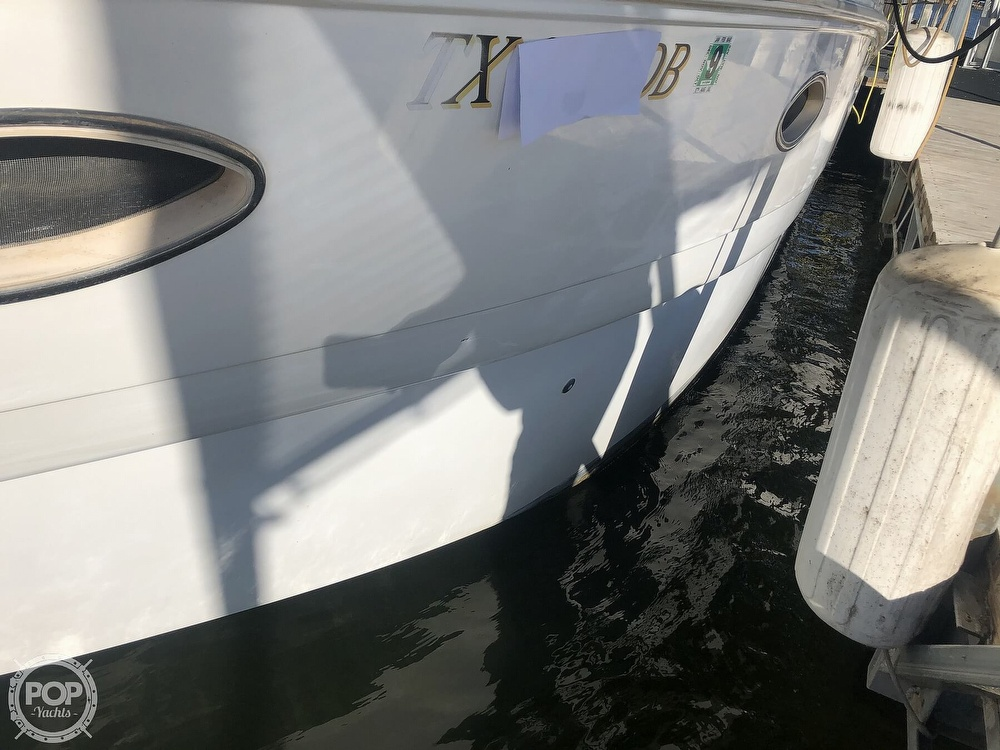1999 Larson boat for sale, model of the boat is 330 Cabrio Mid Cabin & Image # 24 of 40