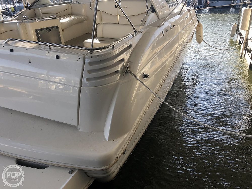1999 Larson boat for sale, model of the boat is 330 Cabrio Mid Cabin & Image # 31 of 40