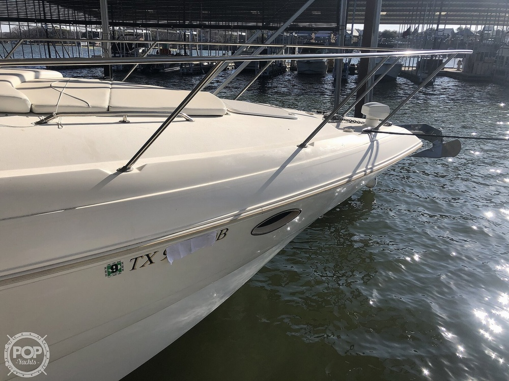 1999 Larson boat for sale, model of the boat is 330 Cabrio Mid Cabin & Image # 33 of 40