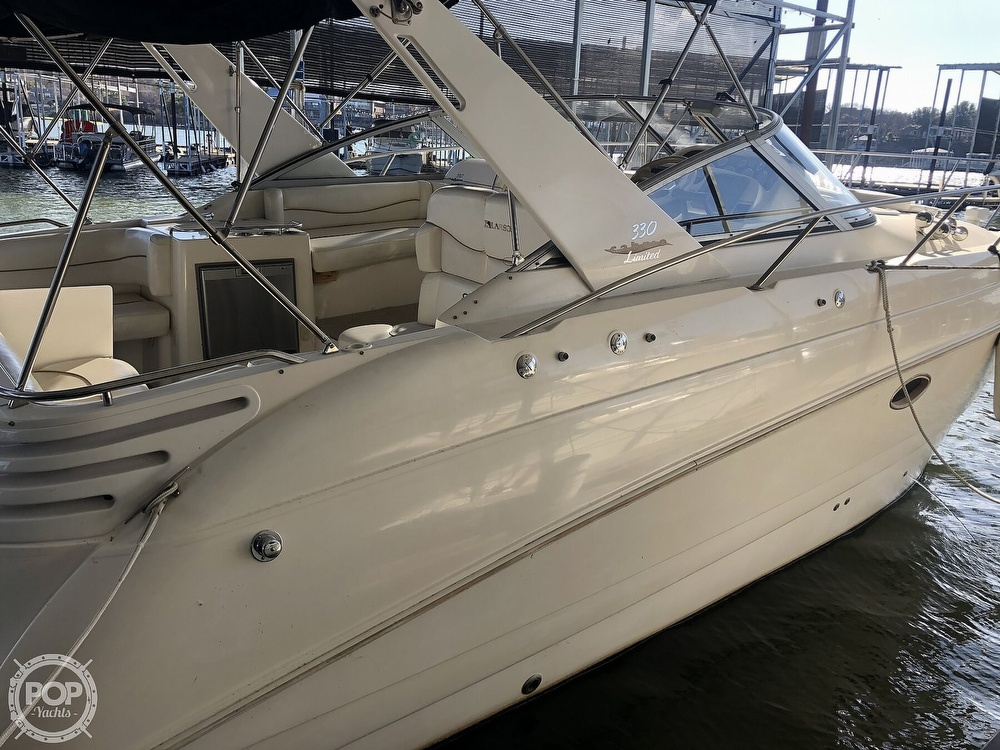 1999 Larson boat for sale, model of the boat is 330 Cabrio Mid Cabin & Image # 37 of 40