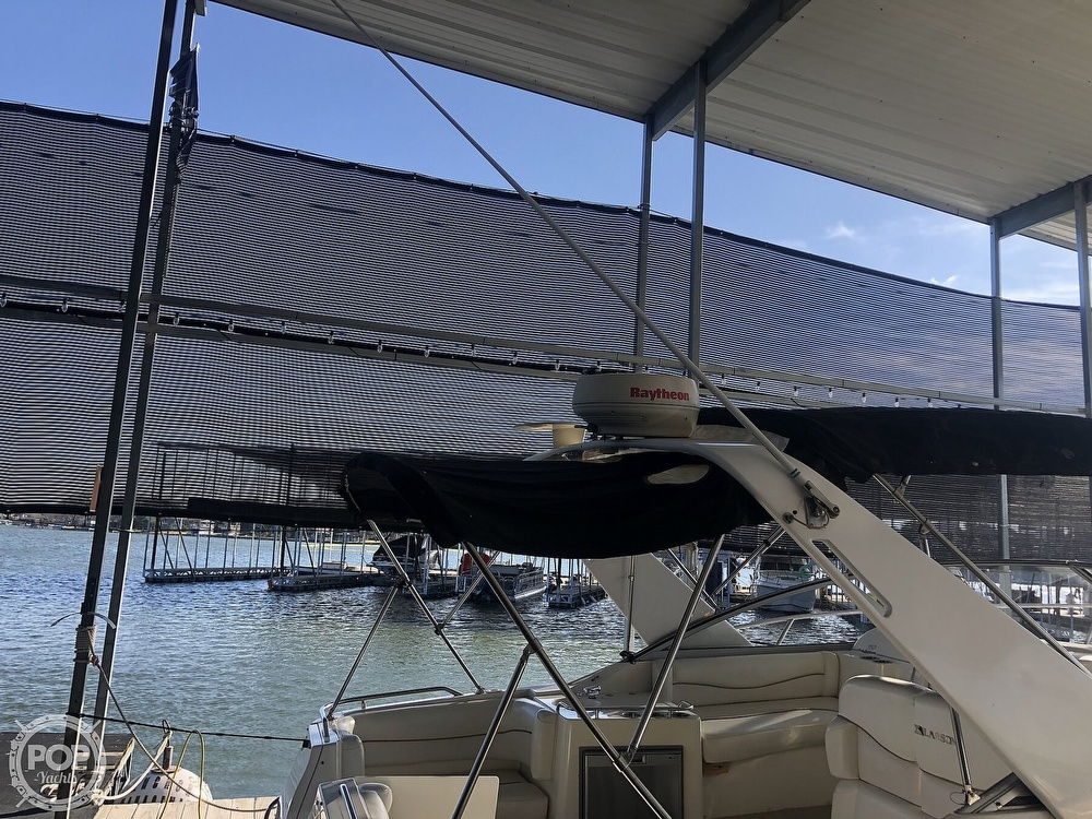1999 Larson boat for sale, model of the boat is 330 Cabrio Mid Cabin & Image # 39 of 40