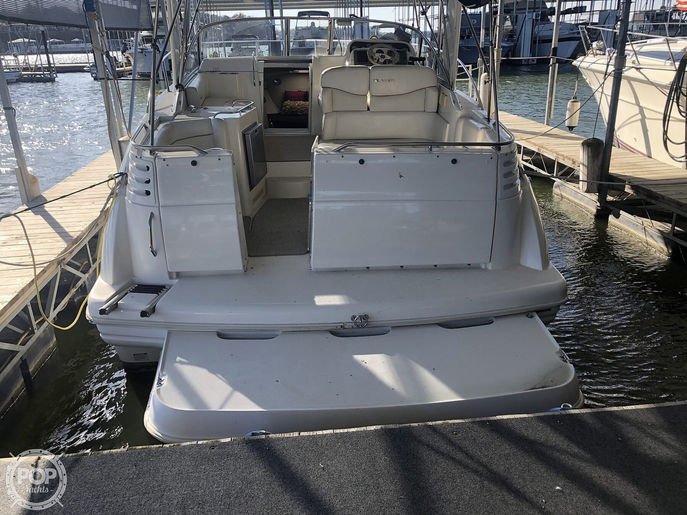 1999 Larson boat for sale, model of the boat is 330 Cabrio Mid Cabin & Image # 40 of 40