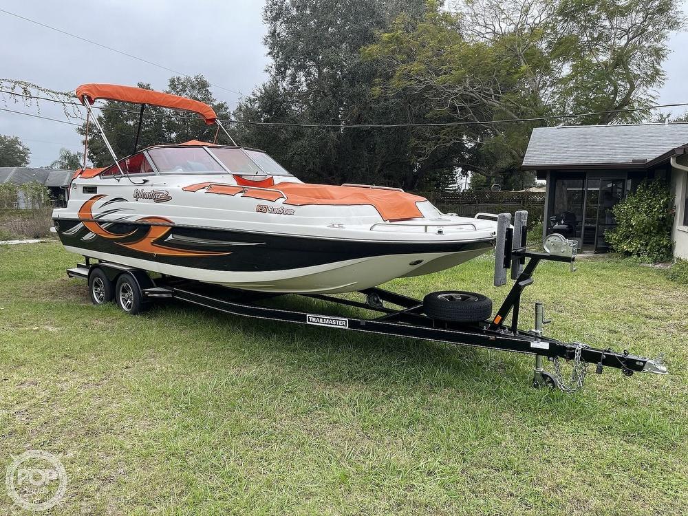 2015 Splendor boat for sale, model of the boat is 240 SunStar & Image # 5 of 40