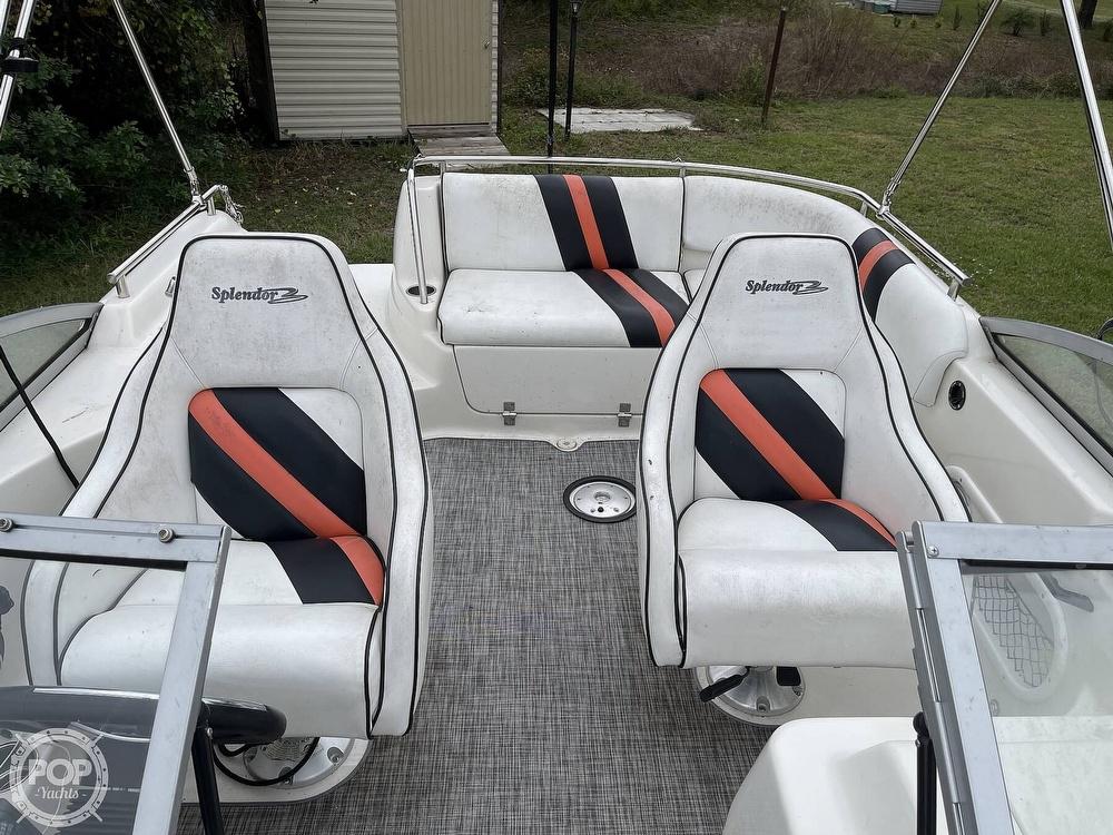 2015 Splendor boat for sale, model of the boat is 240 SunStar & Image # 9 of 40