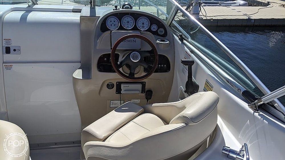 2004 Chaparral boat for sale, model of the boat is Signature 260 & Image # 15 of 40