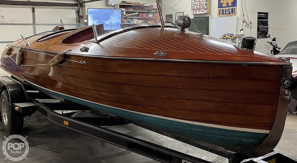 1927 Seabird boat for sale, model of the boat is 21 & Image # 2 of 40
