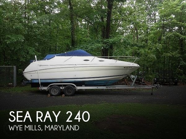 Used Sea Ray Sundancer 240 Boats For Sale by owner | 1999 Sea Ray Sundancer 240