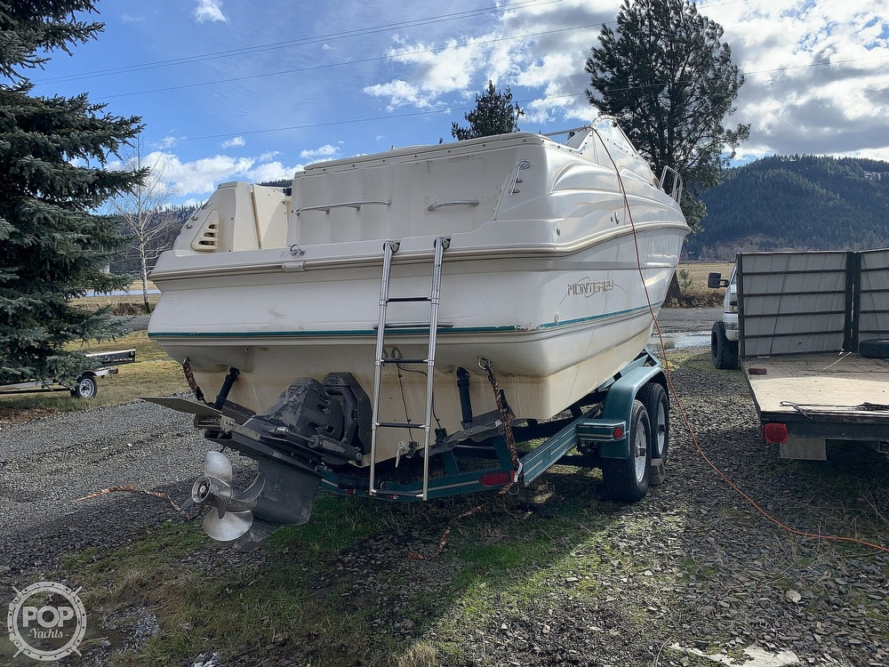 1998 Monterey boat for sale, model of the boat is 262 Cruiser & Image # 9 of 40
