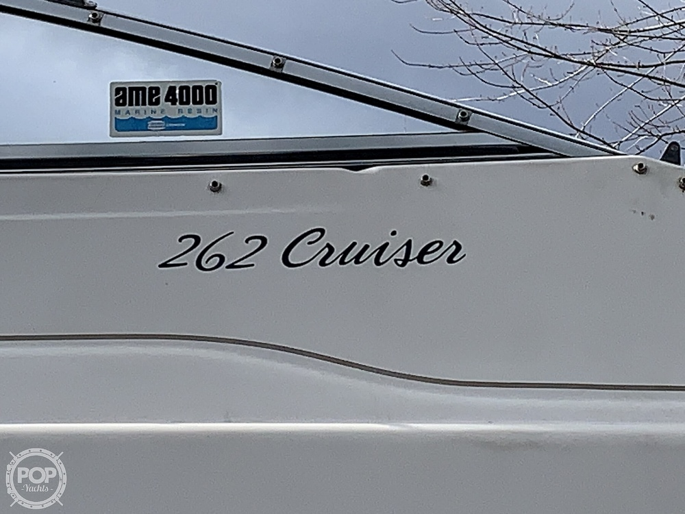 1998 Monterey boat for sale, model of the boat is 262 Cruiser & Image # 14 of 40