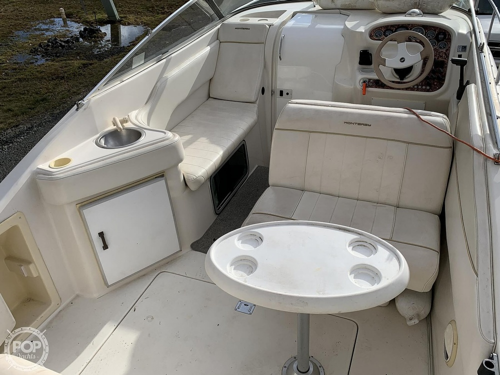 1998 Monterey boat for sale, model of the boat is 262 Cruiser & Image # 29 of 40