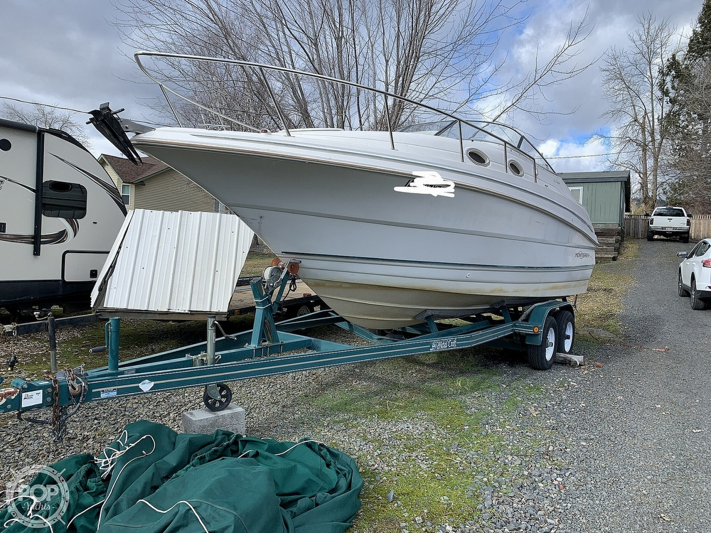 1998 Monterey boat for sale, model of the boat is 262 Cruiser & Image # 17 of 40