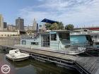 1978 Gibson Houseboat