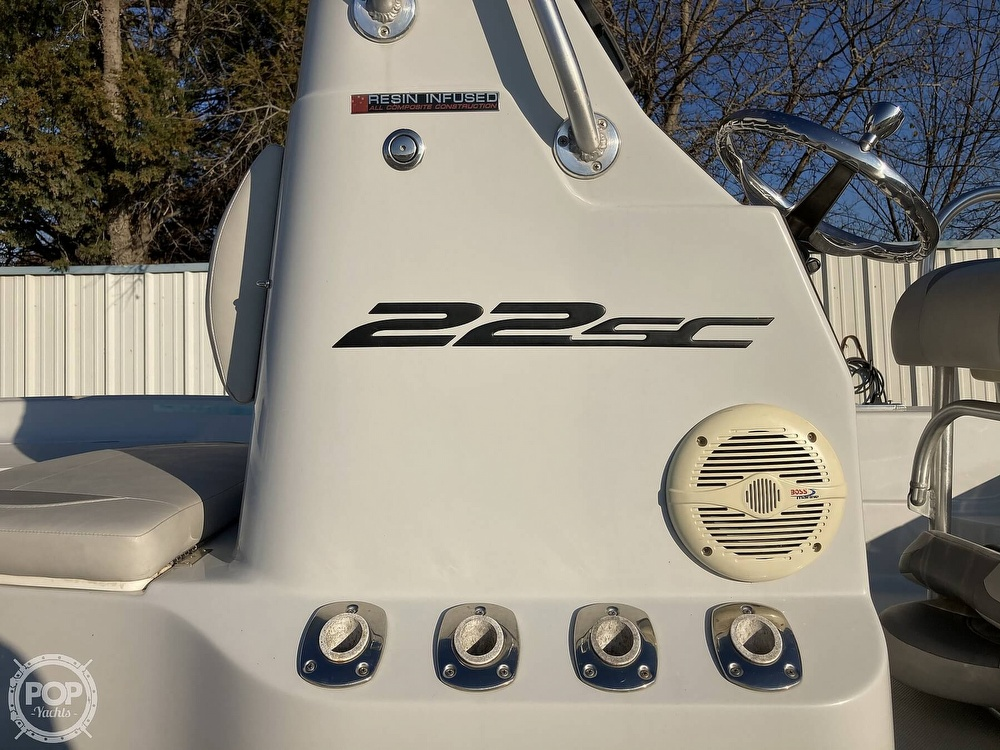 2015 Epic boat for sale, model of the boat is 22SC & Image # 19 of 40