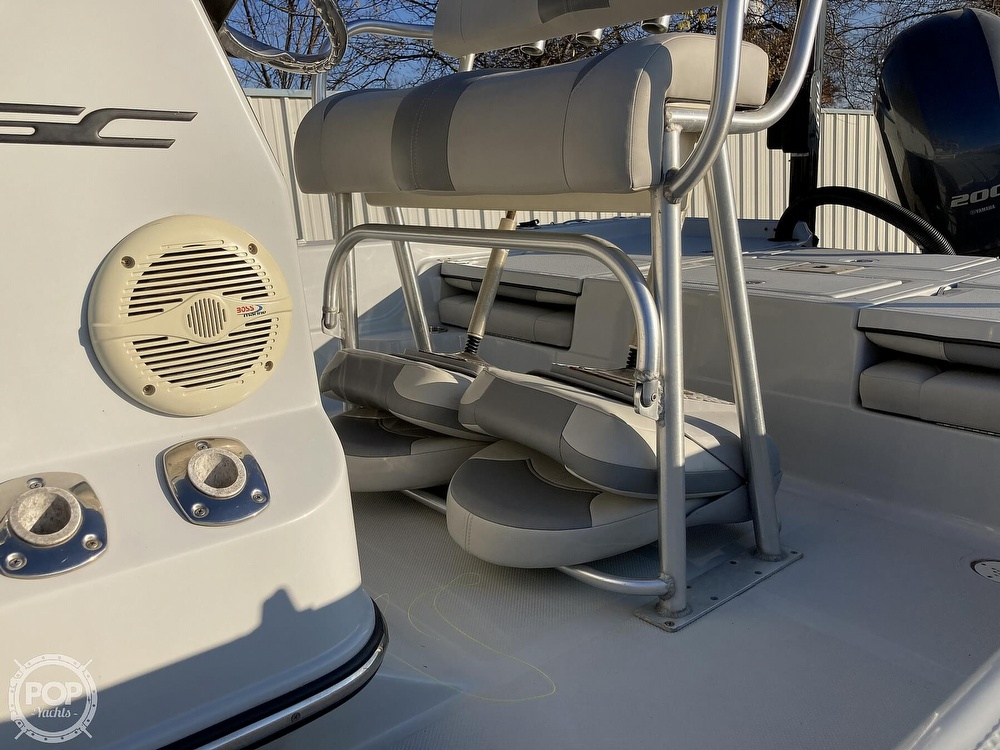 2015 Epic boat for sale, model of the boat is 22SC & Image # 21 of 40