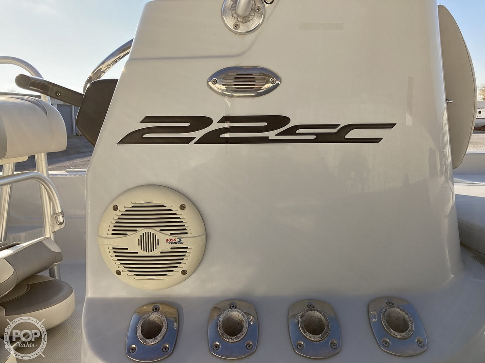 2015 Epic boat for sale, model of the boat is 22SC & Image # 33 of 40