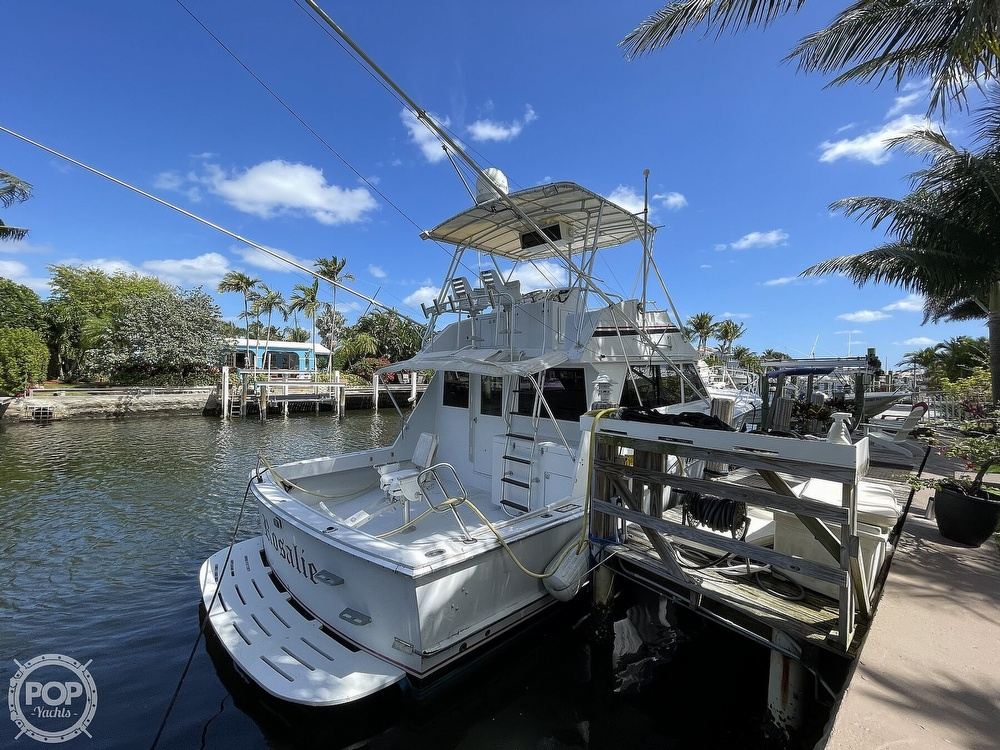 1969 Hatteras boat for sale, model of the boat is 45 & Image # 2 of 40