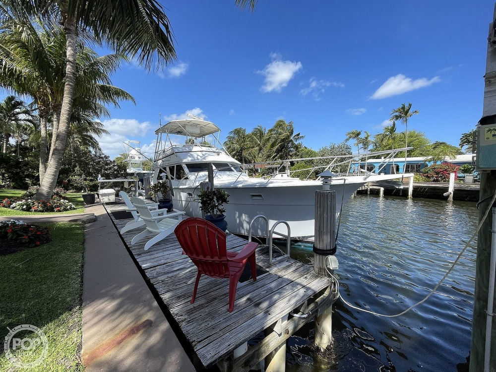 1969 Hatteras boat for sale, model of the boat is 45 & Image # 10 of 40