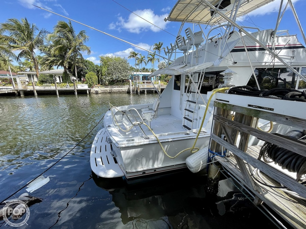1969 Hatteras boat for sale, model of the boat is 45 & Image # 12 of 40