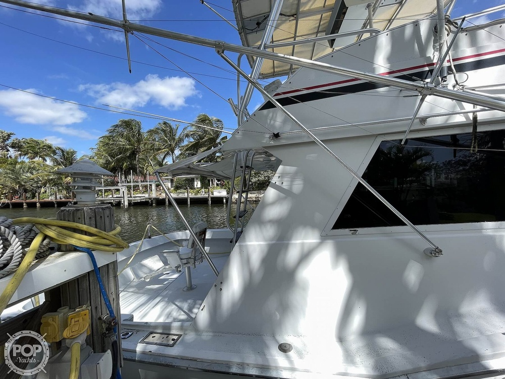 1969 Hatteras boat for sale, model of the boat is 45 & Image # 13 of 40