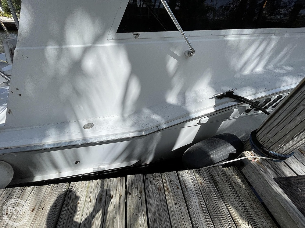 1969 Hatteras boat for sale, model of the boat is 45 & Image # 14 of 40