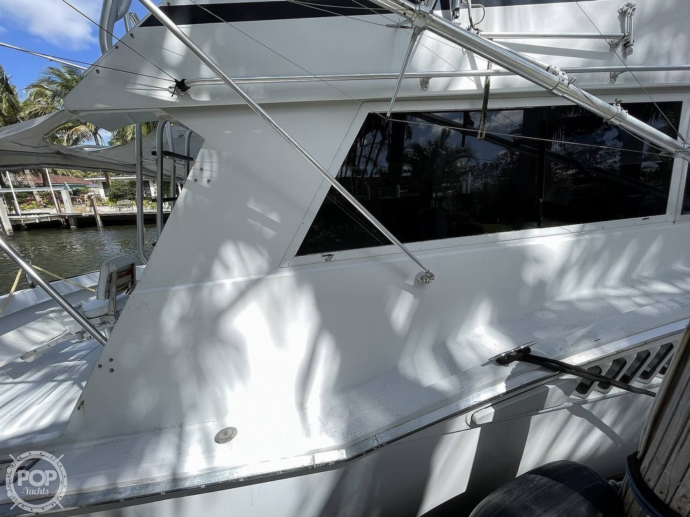 1969 Hatteras boat for sale, model of the boat is 45 & Image # 15 of 40