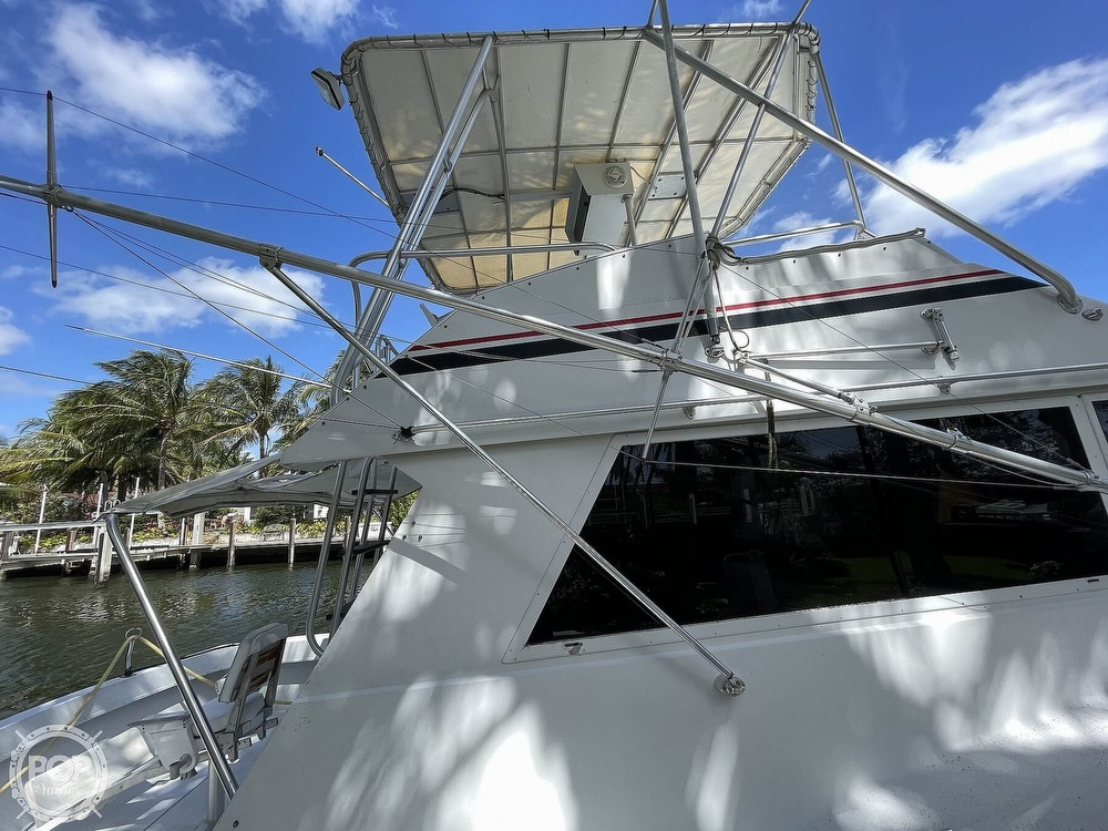 1969 Hatteras boat for sale, model of the boat is 45 & Image # 16 of 40