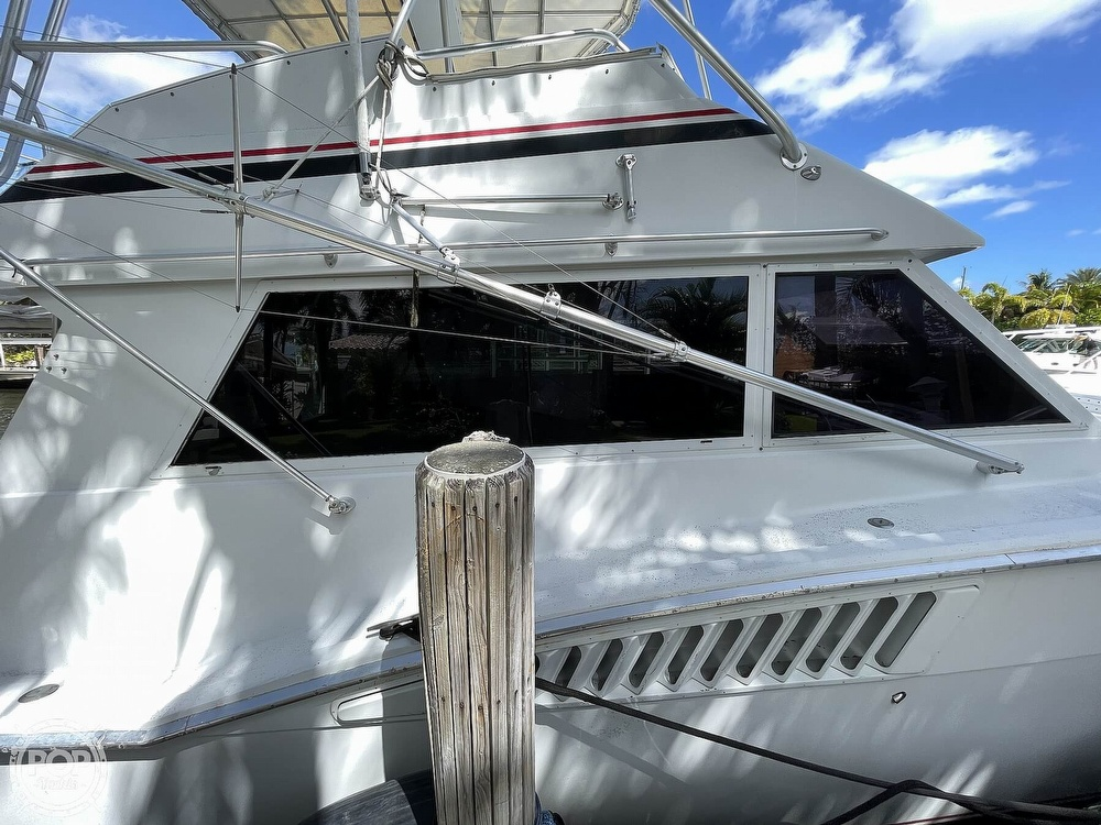 1969 Hatteras boat for sale, model of the boat is 45 & Image # 18 of 40
