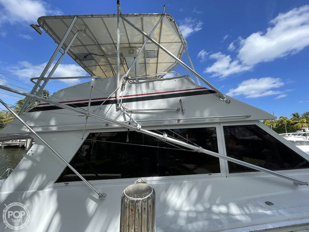 1969 Hatteras boat for sale, model of the boat is 45 & Image # 19 of 40