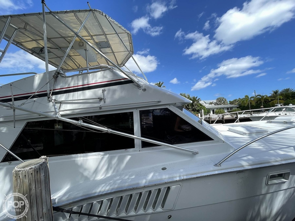 1969 Hatteras boat for sale, model of the boat is 45 & Image # 21 of 40