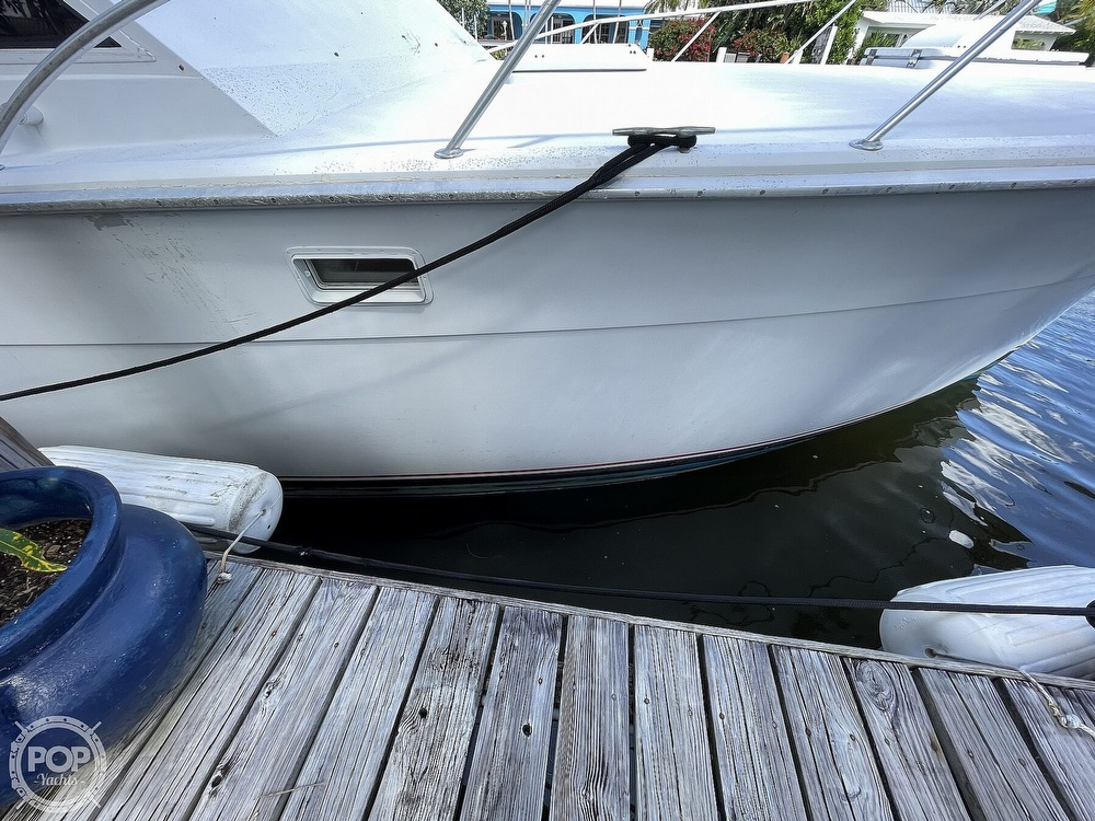 1969 Hatteras boat for sale, model of the boat is 45 & Image # 22 of 40