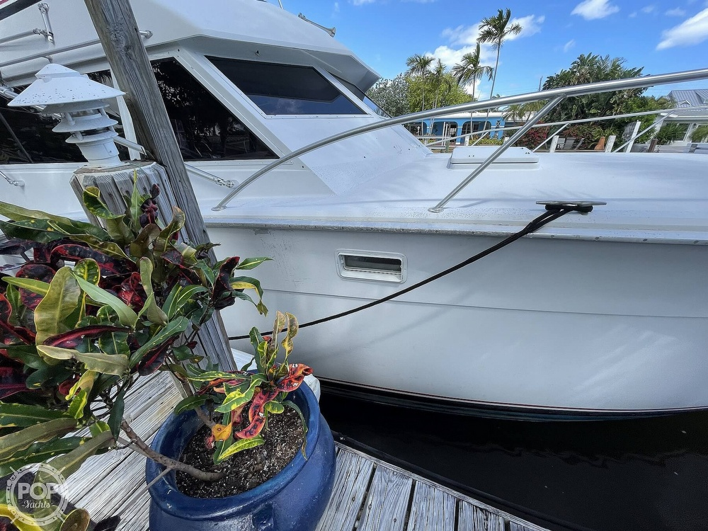 1969 Hatteras boat for sale, model of the boat is 45 & Image # 23 of 40