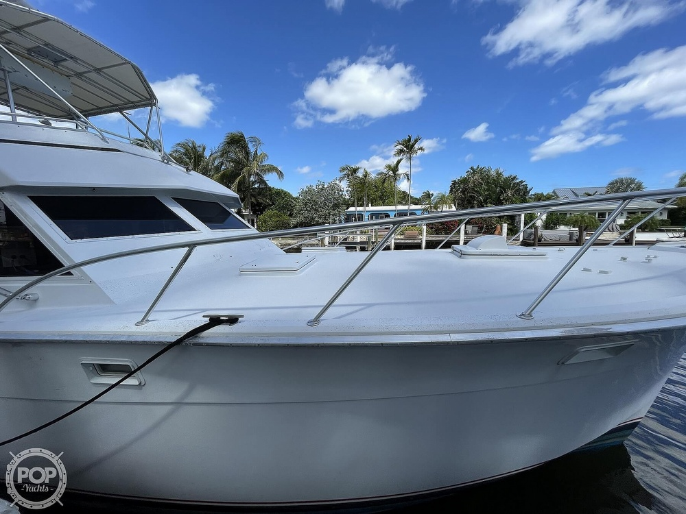 1969 Hatteras boat for sale, model of the boat is 45 & Image # 25 of 40