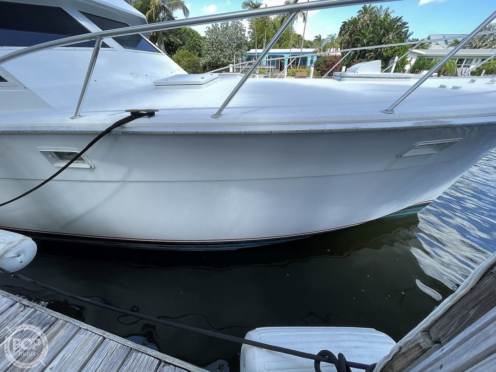 1969 Hatteras boat for sale, model of the boat is 45 & Image # 24 of 40