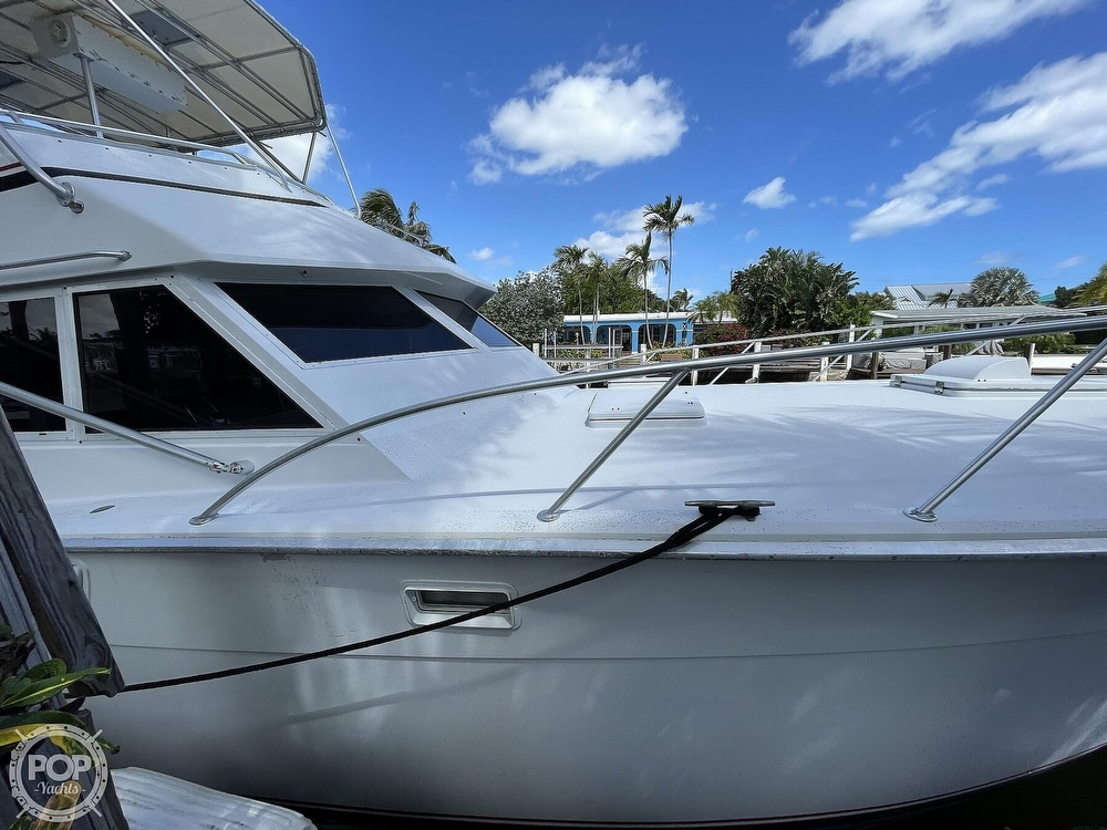 1969 Hatteras boat for sale, model of the boat is 45 & Image # 26 of 40