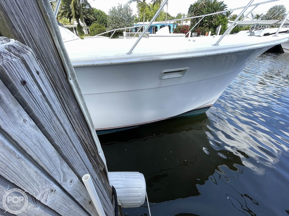 1969 Hatteras boat for sale, model of the boat is 45 & Image # 28 of 40