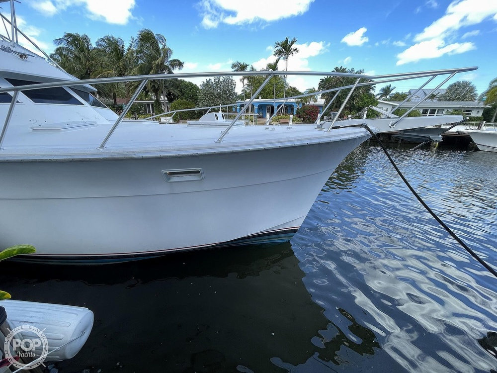 1969 Hatteras boat for sale, model of the boat is 45 & Image # 29 of 40