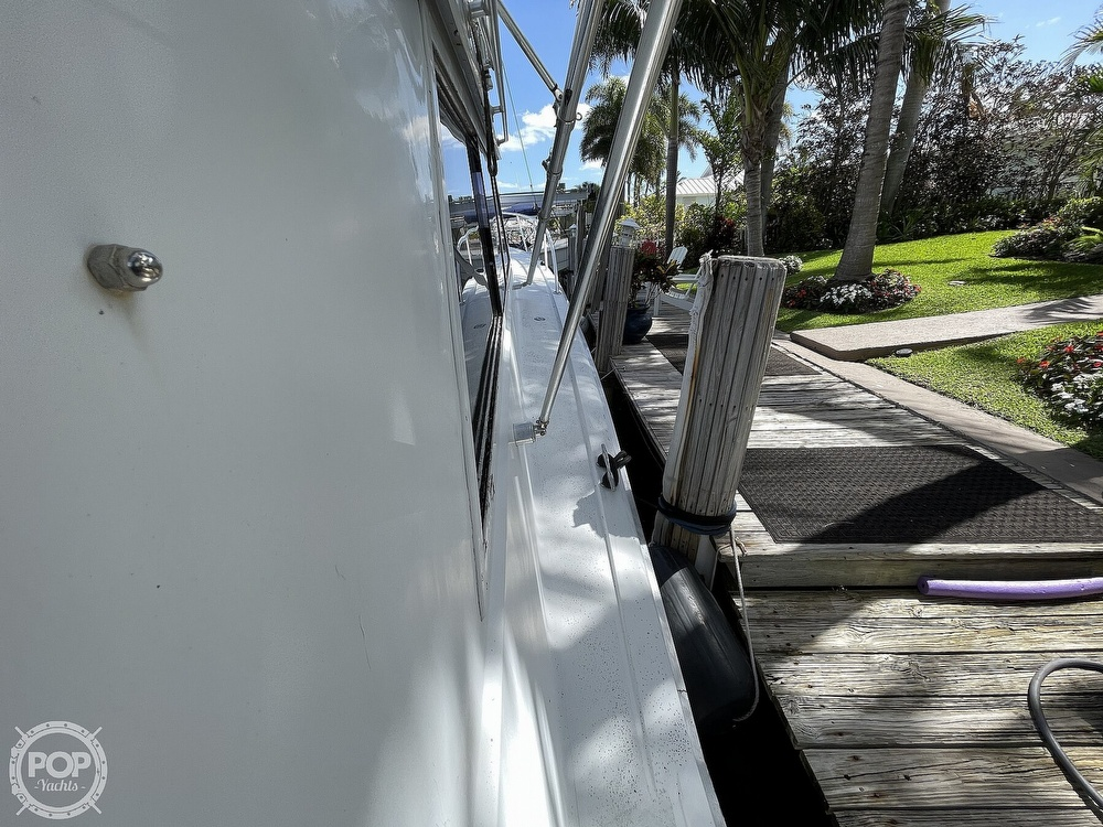 1969 Hatteras boat for sale, model of the boat is 45 & Image # 33 of 40