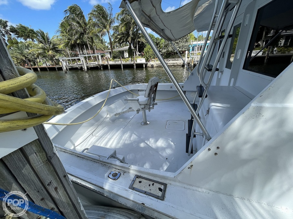 1969 Hatteras boat for sale, model of the boat is 45 & Image # 32 of 40
