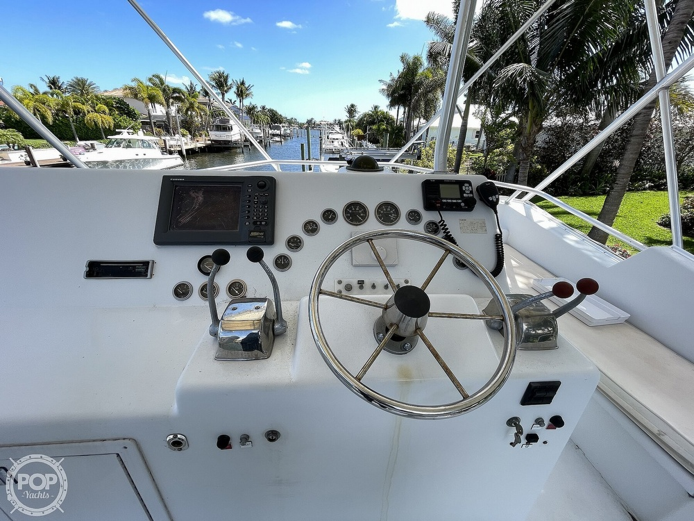 1969 Hatteras boat for sale, model of the boat is 45 & Image # 5 of 40