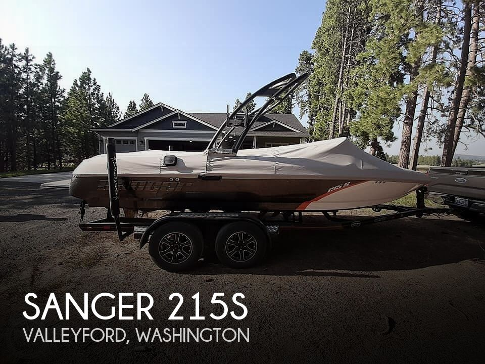 Used Boats For Sale in Spokane, Washington by owner | 2018 Sanger 215s