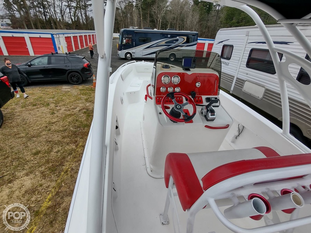 2008 Concept Marine boat for sale, model of the boat is 27 PR Sport & Image # 15 of 40