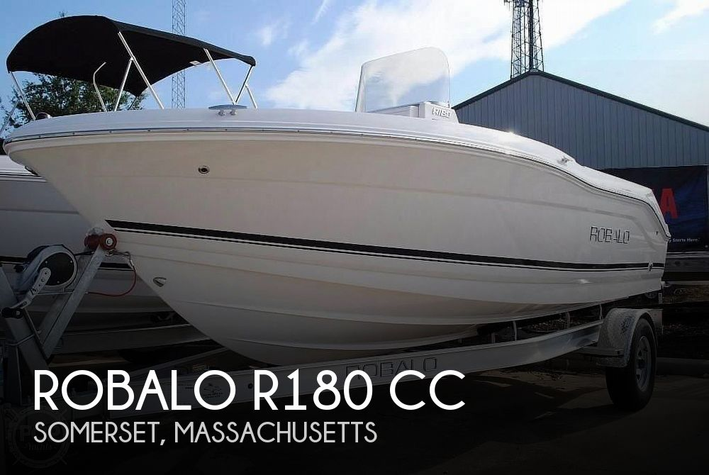 2018 Robalo boat for sale, model of the boat is R180 CC & Image # 1 of 28