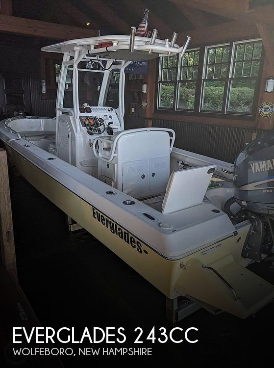 Used Everglades Boats For Sale by owner | 2010 Everglades 243CC