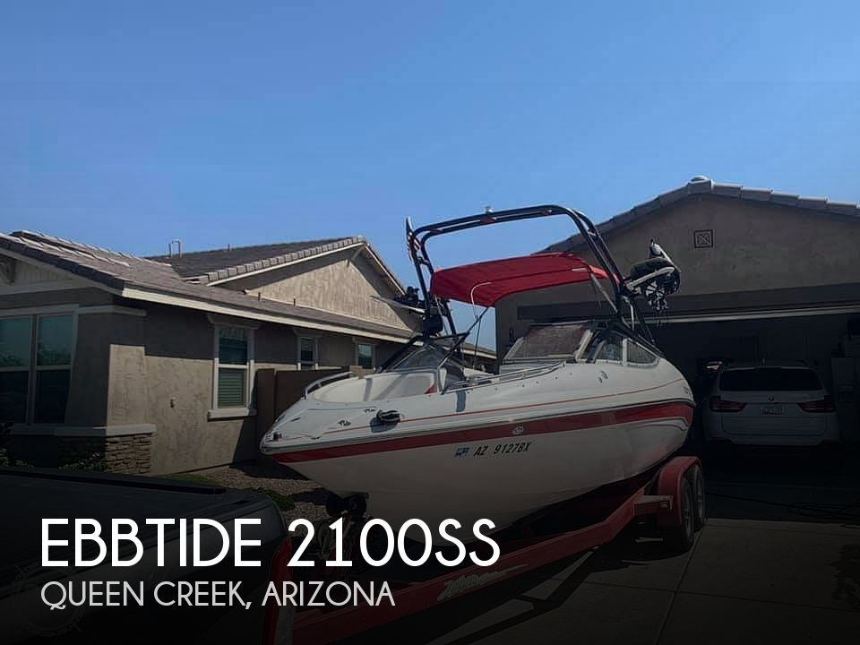 Used Ebbtide Boats For Sale by owner | 2006 Ebbtide 2100ss