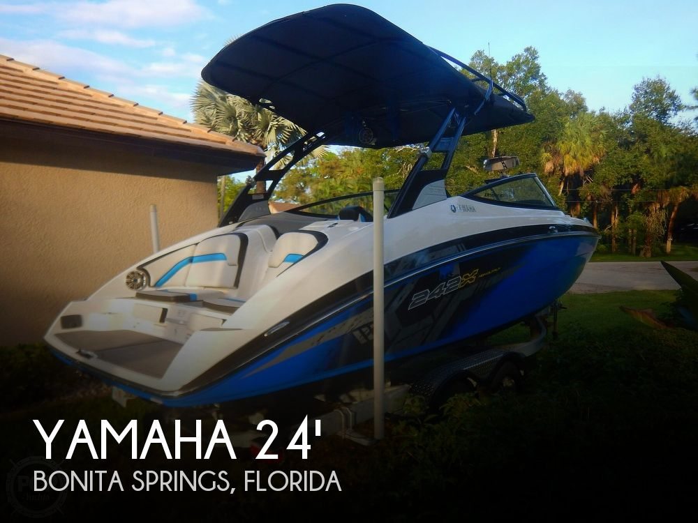 Used Yamaha Boats For Sale in Cape Coral, Florida by owner | 2017 Yamaha 242x E-series