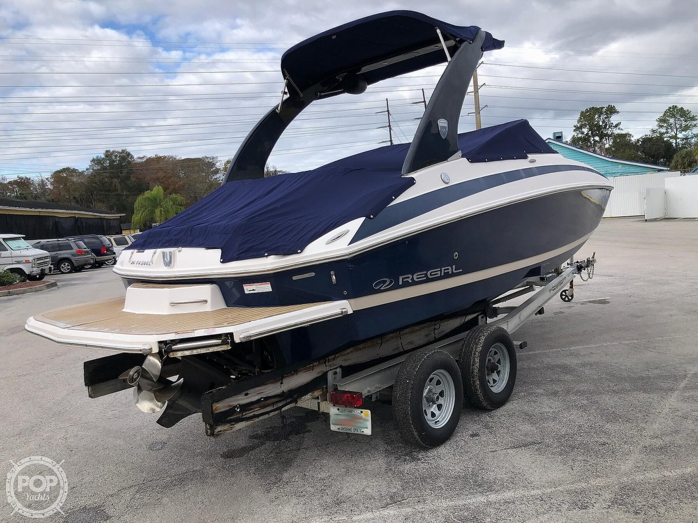 2013 Regal boat for sale, model of the boat is 24 Fasdeck & Image # 5 of 40