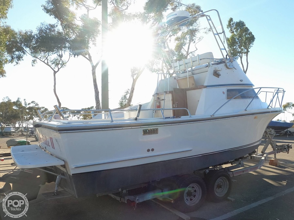 1985 Champion boat for sale, model of the boat is 26 Fish Hunter (Blackman) & Image # 5 of 40