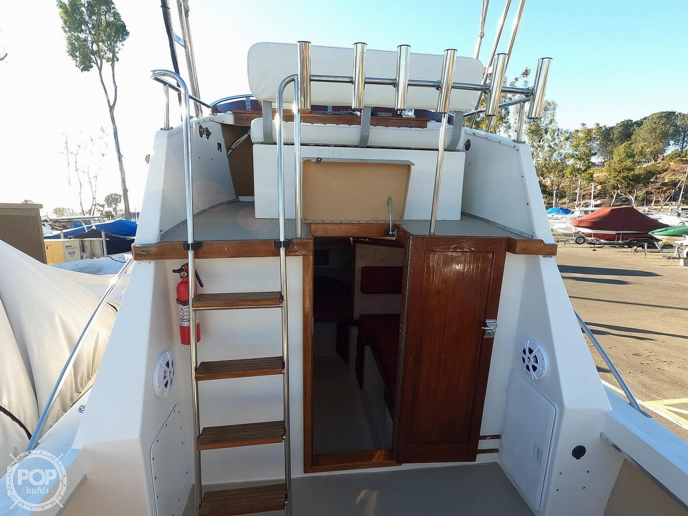 1985 Champion boat for sale, model of the boat is 26 Fish Hunter (Blackman) & Image # 25 of 40